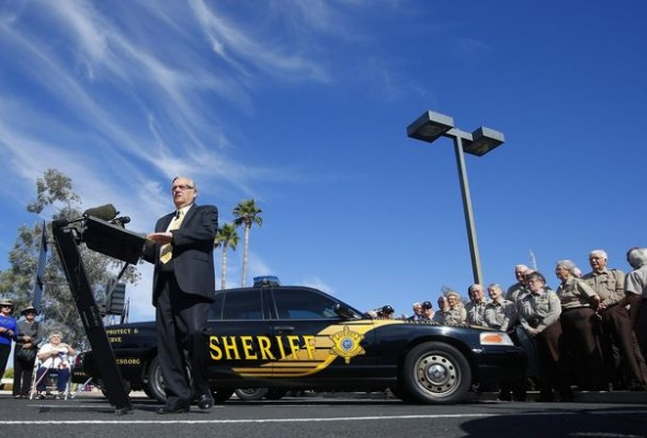 3 Maricopa County sheriff's posses back at work
