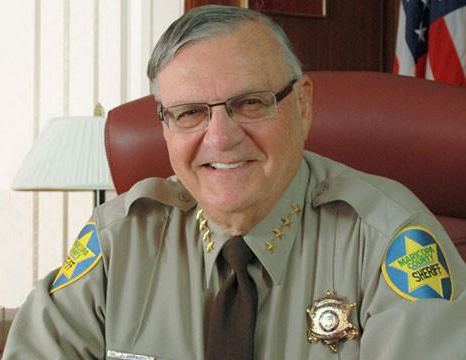 Sheriff Arpaio and Supervisor Hickman Introduce New Deputies to Sun City/Sun City West