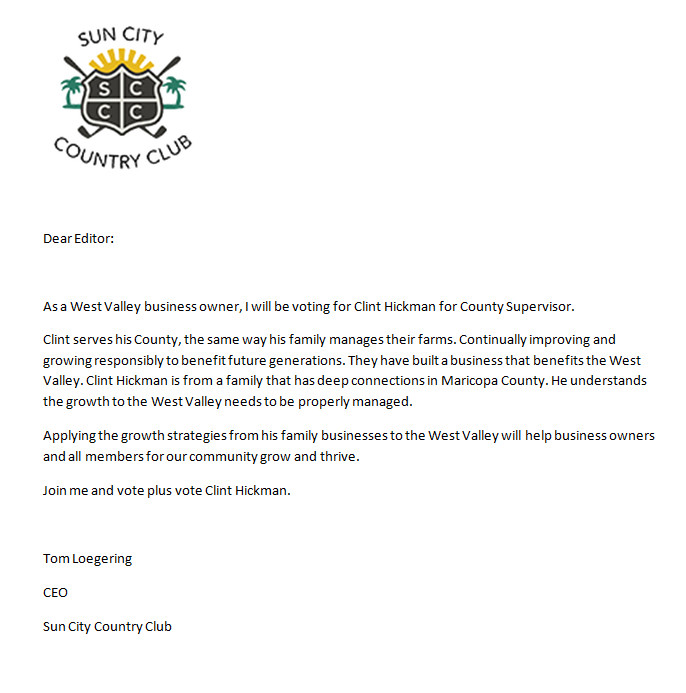 SCCountryClub_letter