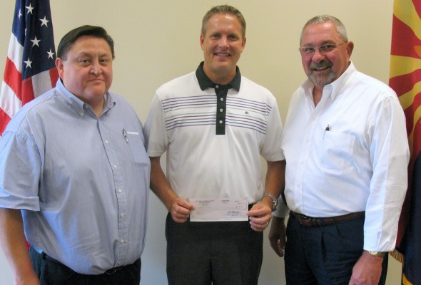 REALTORS® of Maricopa County Committee support County Supervisor Clint Hickman