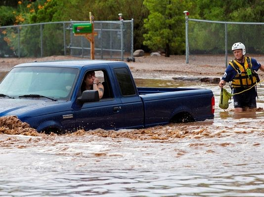 County Urges Residents to Prepare for Heavy Rain, Flash Floods