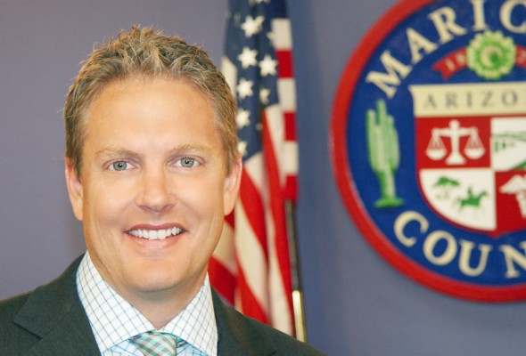 Supervisor Clint Hickman Elected Chairman of the Board of Supervisors